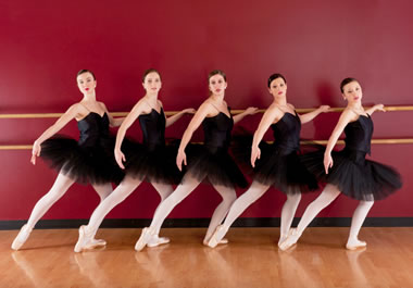 Uniformity of movement has traditionally been a feature of classical ballet.