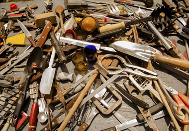 A hodgepodge of tools