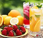 Refreshments Illustration