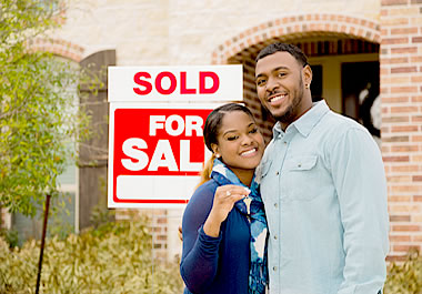Buying a home is usually a good investment.