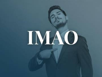What Does 'IMAO' Mean?   Slang Definition of IMAO   Merriam