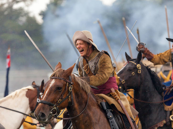 Sending in the Cavalry or Calvary: Which is Right