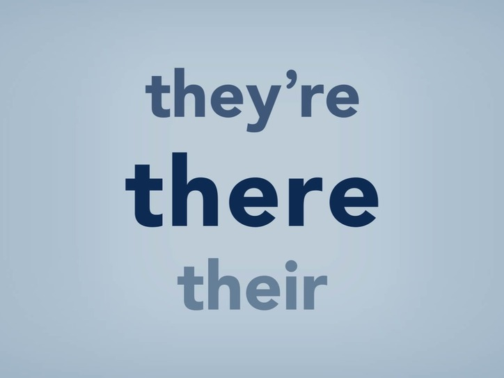 They're, There, and Their: Correct Usage | Merriam-Webster
