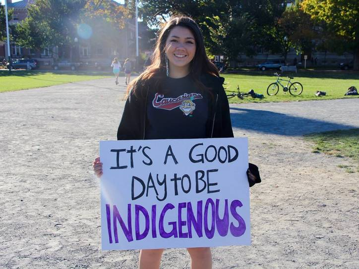 Trending: Americans Celebrate Indigenous Peoples' Day