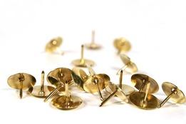 tacks brass
