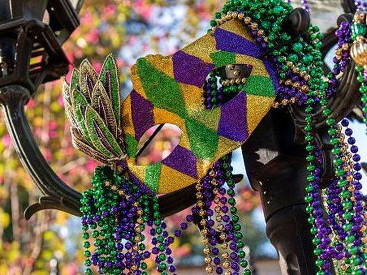 A Guide to Words You'll Hear Around Mardi Gras