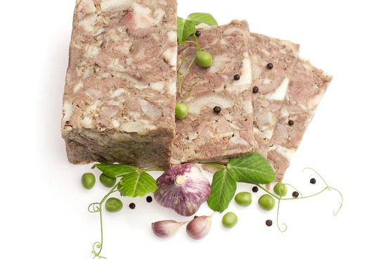 top 10 surprising food words headcheese