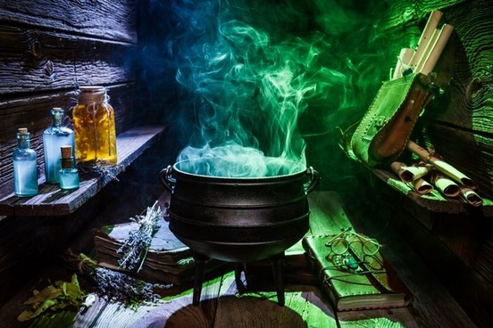 8 Words For Witchcraft And Black Magic Merriam Webster